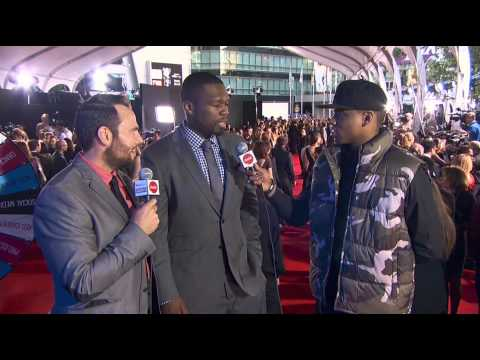 50 Cent - Red Carpet Interview - AMA 2012
