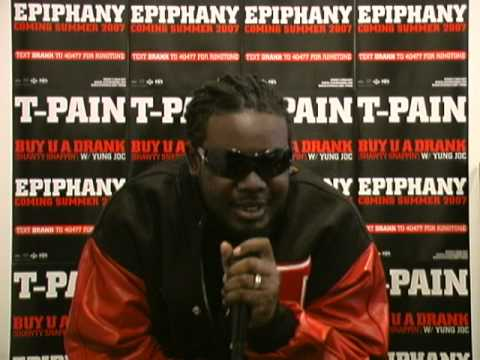 T-Pain - 3 Favorite Ballads