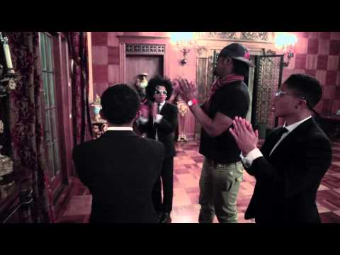 Mindless Behavior - All Around The World (Behind The Scenes)