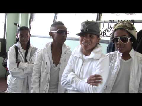 Mindless Behavior - Photo Shoot (Behind the Scenes)