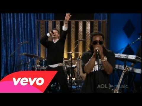 Lil Wayne - Oh Shooter (AOL Sessions) ft. Robin Thicke