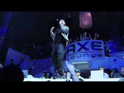 Drake - Intro/Money To Blow (Live at Axe Lounge)