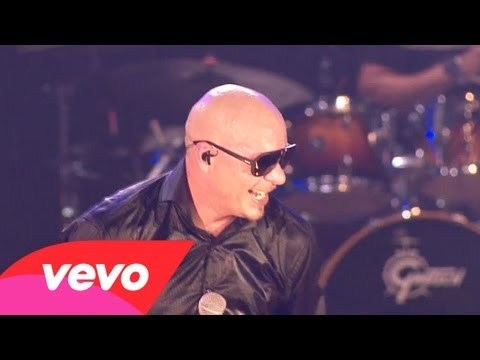 On The Floor/I Like It (VEVO LIVE! Carnival 2012: Salvado...