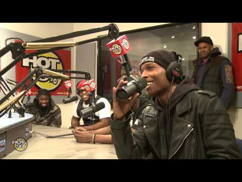 ASAP Rocky / ASAP MOB - FREESTYLE