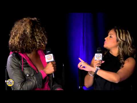 Winter Ramos explains who's in her book,The Game, Jada, Cipha Sounds & Ebro????