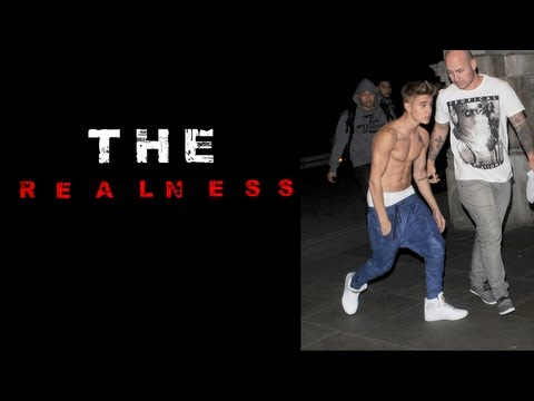 The Realness: Justin Bieber is a Real Canadian Hero!