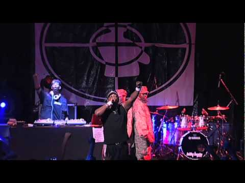 Public Enemy - Party For Your Right To Fight (Live)