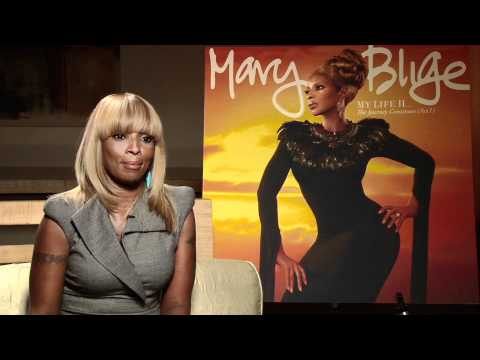 Mary J. Blige - VEVO News Interview: Favorite Collabo