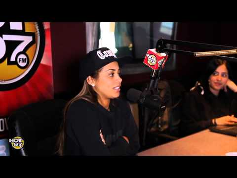 Lauren London opens up on her relationship with Lil Wayne & Kissing Terrence J