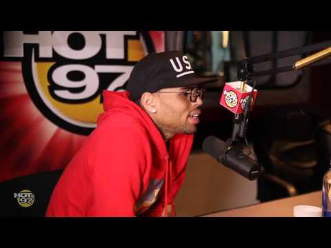 Chris Brown on other men lusting for Rihanna & is she his soul mate?
