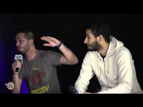 Notable rap quotes throughout NYC --- Hot97 After Hours w/ Cipha & Rosenberg