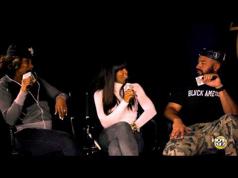 Does Kelly Rowland have Beef with Rosenberg? - Hot97 AM Show