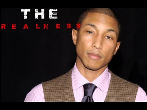 The Realness:Pharrell Is Back In A Big Way