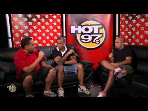 Mack Wilds stops by Hot97 Morning Show to talk about new music and partnering with Salaam Remi