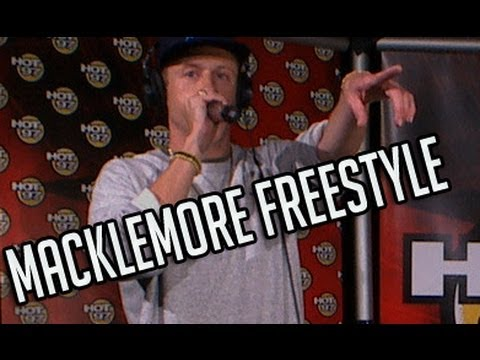 MACKLEMORE FREESTYLE: