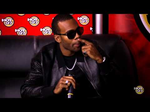 Mario drops by Hot97 Morning Show and talks Celebacy????