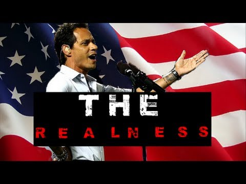 THE REALNESS: Marc Anthony is American