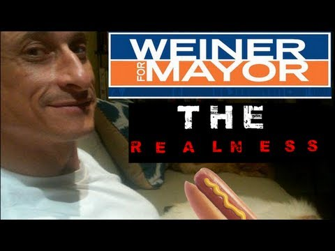THE REALNESS: A. Weiner for Mayor