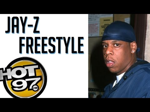 Jay-Z Freestyle at Hot97