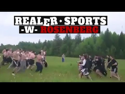 REALER SPORTS - Ep23 - Real Life Braveheart?!