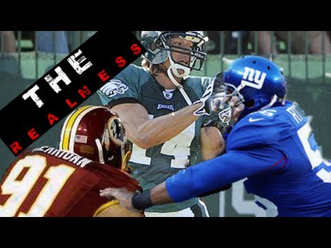 THE REALNESS: Giants & Redskins unite
