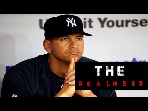 The Realness: A-Rod Is Out!!