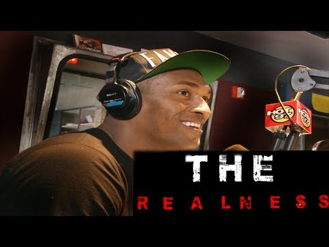 THE REALNESS: Metta World Peace Stops By!!
