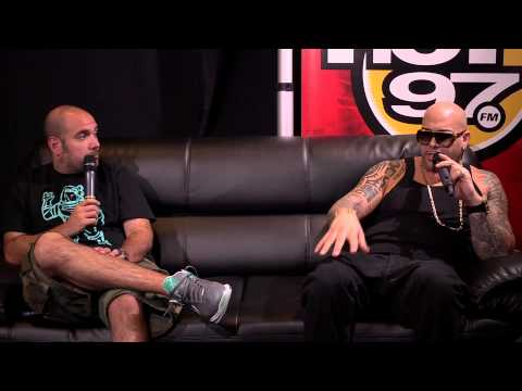 Mally Mall talks about what its like to be Ebro's Cousin, working with Drake & More!