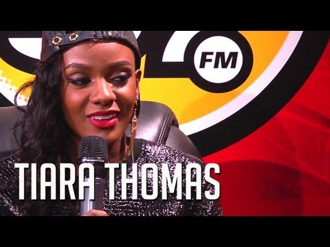 Tiara Thomas clears Wale rumors and talks new music with Laura Stylez
