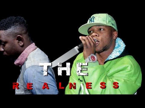 THE REALNESS: Papoose joins the party