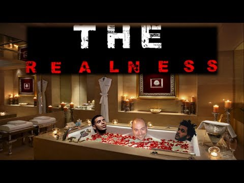 THE REALNESS: The moisture contiunes to flow