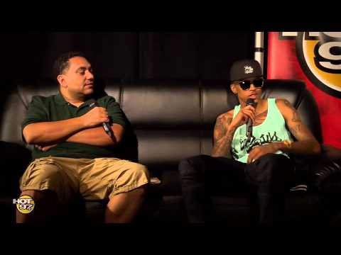 August Alsina returns to Hot97 Morning Show: talks New Orleans, his start in the game & More!