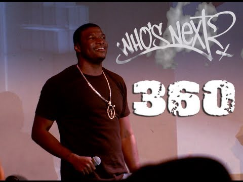 360 performs at HOT 97s