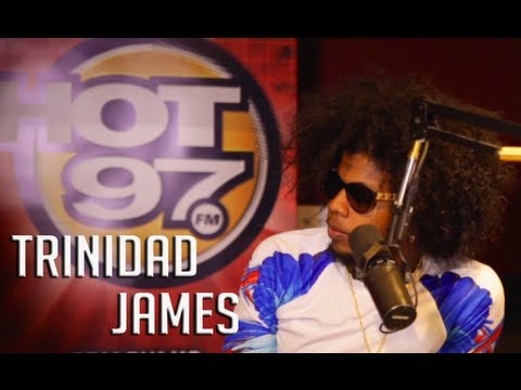 Trinidad James lashes out at being called ratchet during Angie Martinez interview