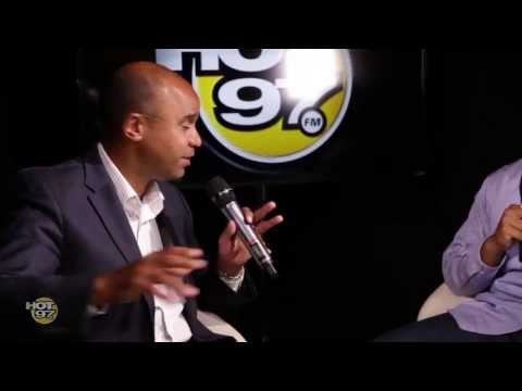 Mayoral Candidate Adolfo Carrion's interview with L Boogs