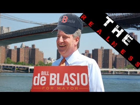THE REALNESS: Red Sox fan for Mayor of NY??!!