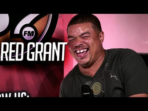Red Grant On Cipha's Comedy Corner??