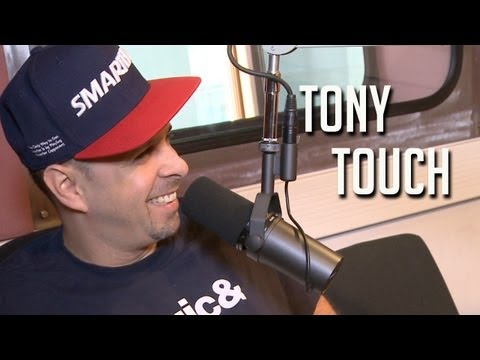 Tony Touch on Juan Ep Preview