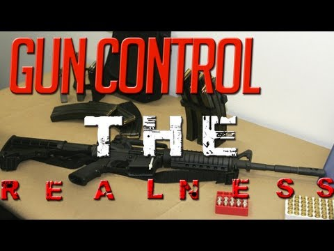 THE REALNESS: We need stricter gun control