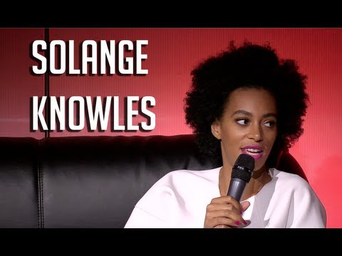 Does Solange Knowles think Nas is better than Jay-z???