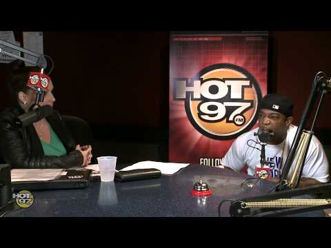 Ja Rule talks to Angie Martinez about Prison Experience  & Treatment in the Pen