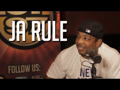 Ja Rule Admits Taking The L To 50 Cent On The Angie Martinez Show Part 3