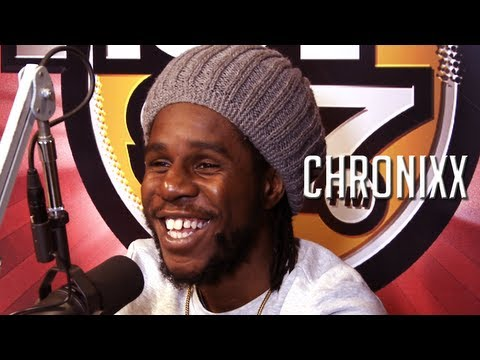 Chronixx explains why theres no more individuals
