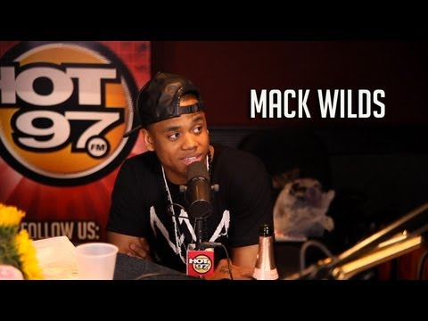Mack Wilds related to Jay-z????