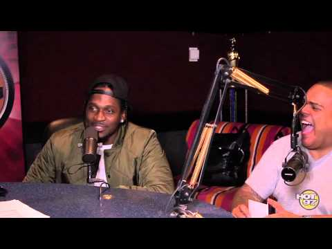 Pusha T says Album of the year + talks Kanye, Lil Wayne & More!