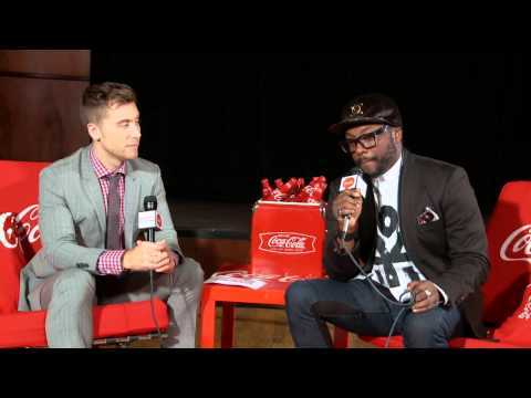 will.i.am - Interview (2013 American Music Awards)