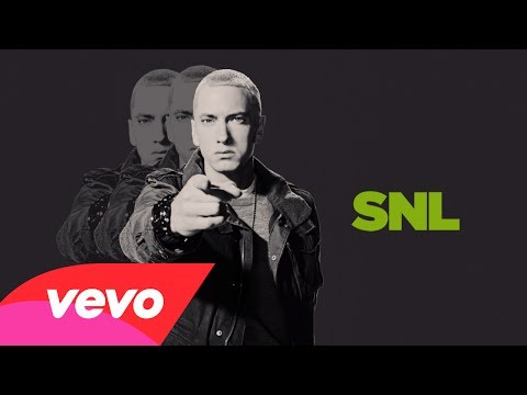 Eminem - Berzerk (Live on SNL)