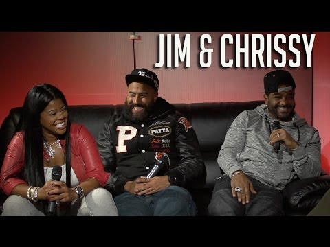 Jim & Chrissy talk Dipset, wedding updates + dodging bullets at the mall!