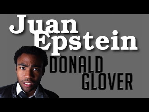 Donald Glover on Juan Ep