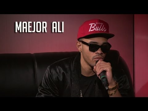 Maejor Ali talk to Old Man Ebro about Detroit, being light skin + creating hits for others!